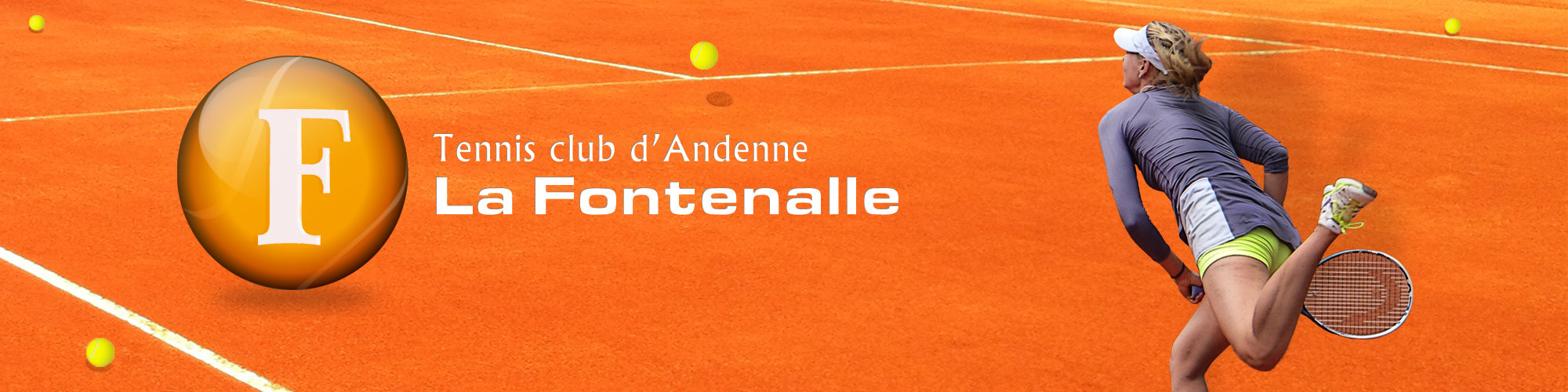 Tennis Club d'Andenne La  Fontenalle