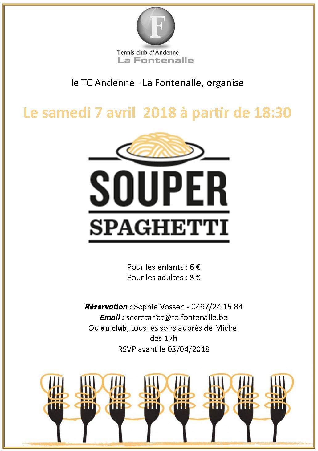Affiche Souper spaghetti-20180407